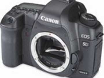 Canon EOS 5D Mark II (BODY ONLY)