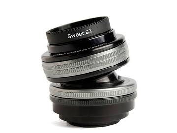 Rent: Lensbaby Composer 50mm Lens