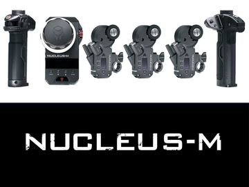 Rent: Tilta Nucleus-M Wireless Focus System  F.I.Z. with 3x Motors