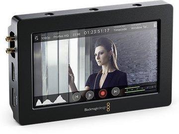 Rent: Blackmagic Design Video Assist - Extras