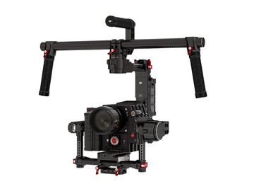 Rent: DJI Ronin 3-Axis Gimbal Stabilizer w/ Cinemill Extended Arms