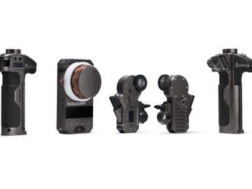 Rent: Tilta Nucleus M Wireless Follow Focus System (3 Motors)
