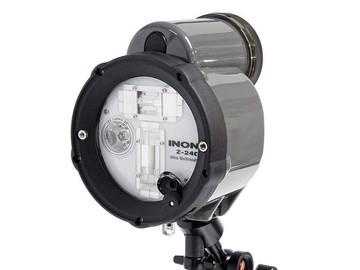 Rent: Inon Z-240 type 4 strobe