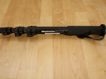 Rent: Manfrotto 680B Monopod
