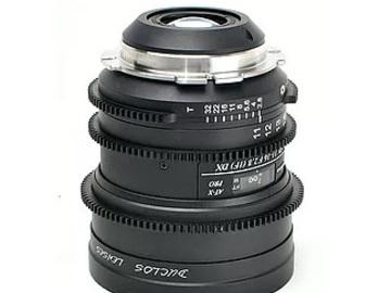 Rent: Duclos 11-16mm (2.8) Zoom Lens