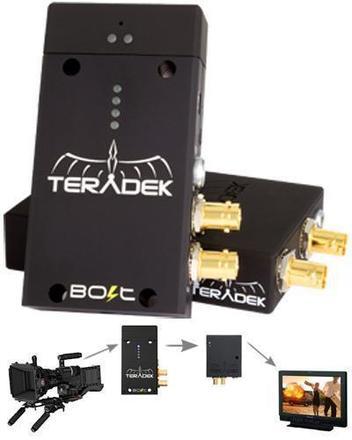 Teradek Bolt 3G-SDI Video Transceiver Set 1:2
