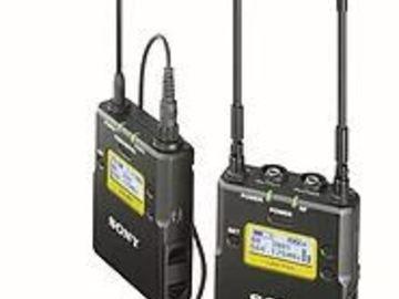 Rent: Sony UWP-D11 Wireless Lavalier