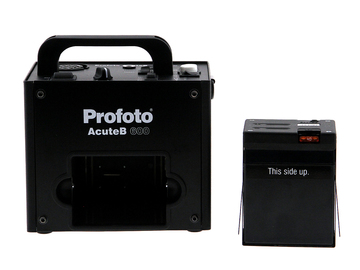 Rent: Profoto Acute 600B Pack