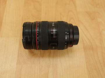 Rent: Canon 24-70mm F2.8 Zoom Lens