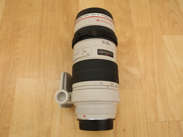 Rent: Canon 70-200mm F2.8 Zoom Lens