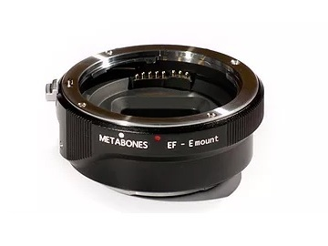 Rent: Metabones Adapter Canon EF - Sony NEX