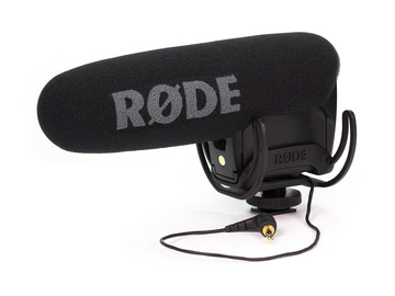 Rent: Rode VideoMic Pro On-Camera Condenser Microphone