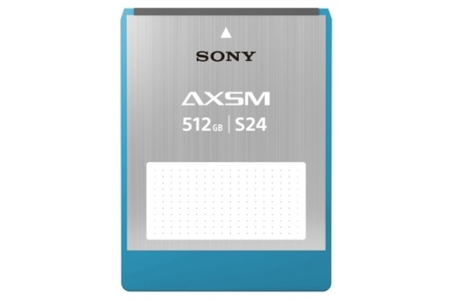 Sony AXS S24 512GB Memory Card
