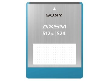 Sony AXS S24 512GB Memory Cards