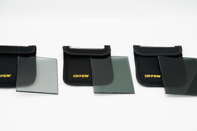 Tiffen 4x5.65-in Neutral Density Filter Set 0.3-1.5