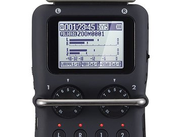 Rent: Zoom H5 Handy Portable Recorder