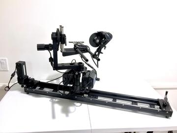Rent: Kessler 3ft Cine Slider + Full Motion Control Kit!