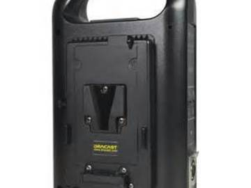 Rent: Dracast DR-CH2V Dual V-Mount Battery Charger w/ AC Cable
