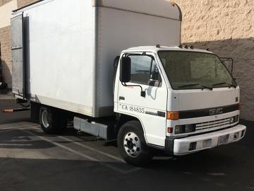 Rent: 2-Ton Grip Truck