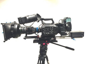 Rent: Sony Fs7 Complete ENG Package