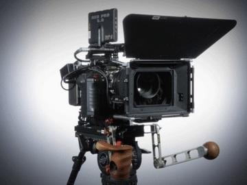 Red Camera Handheld Rig