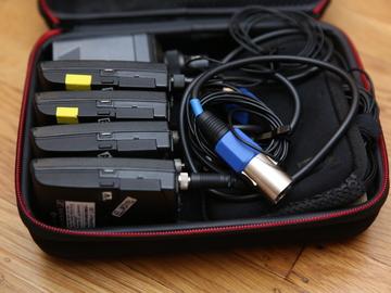 Sennheiser ew 100 ENG G3 Wireless Kit - 1 Set 1 Mic