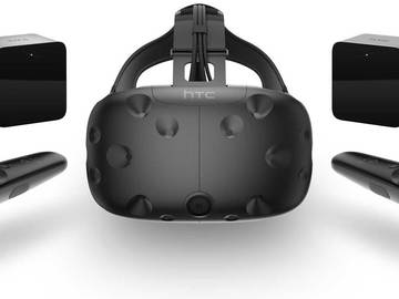Rent: Full HTC Vive Package