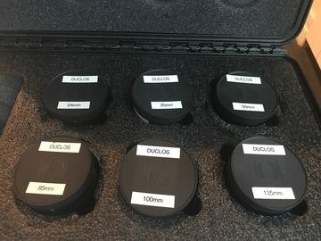 Rent: ROKINON CINE DS lens set (24,35,50,85,135 Canon)