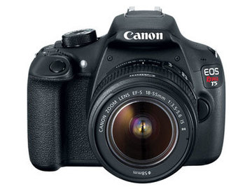 Rent: Canon EOS Rebel T5
