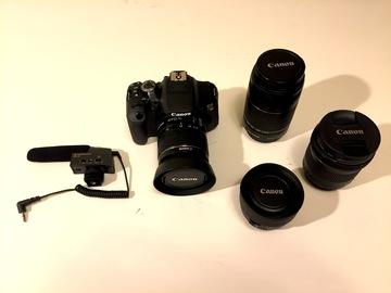 Rent: Canon EOS Rebel T4i