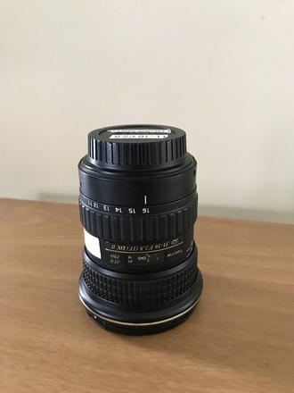 Tokina AT-X 11-16mm f/2.8 116 Pro DX II