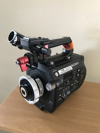 Sony PXW-FS7 XDCAM Super 35 Camera Package