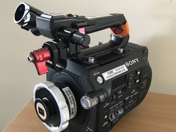 Rent: Sony PXW-FS7 XDCAM Super 35 Camera Package