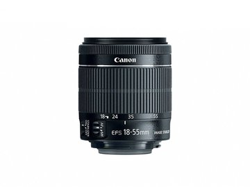 Rent: Canon EF-S 18-55mm f/3.5-5.6 IS STM