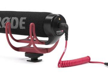 Rent: Rode VideoMic On-Camera Shotgun Microphone with Windscreen M