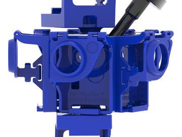Rent: 7 Camera 360/VR Rig