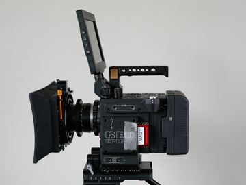 Rent: RED Epic-W Body Package w/ AKS.