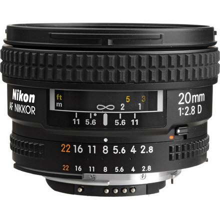 Nikon 20mm f/2.8