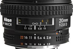 Rent: Nikon 20mm f/2.8