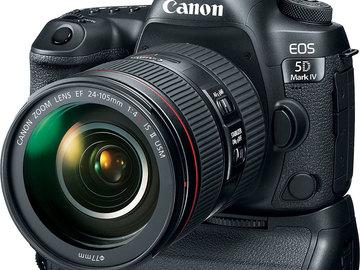 Canon EOS 5D Mark IV - w/ Canon L Series Glass