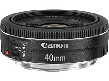 Rent: Canon EF 40mm