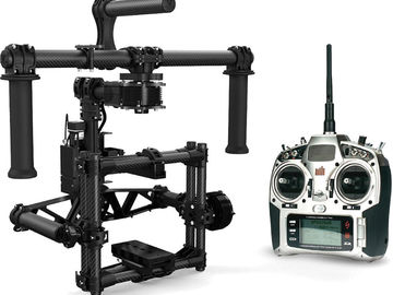 Rent: Freefly Movi M5 + Hard Shell + Controller
