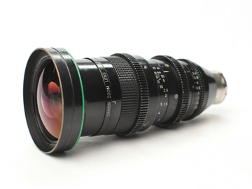Rent: Canon 8-64mm T2.4 Super 16 Zoom Lens PL Mount S16