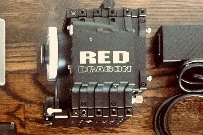 RED Epic Dragon 6K kit #1