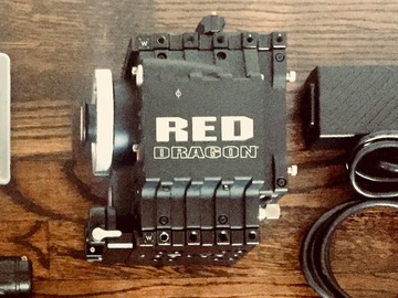 Rent: RED Epic Dragon 6K kit #1