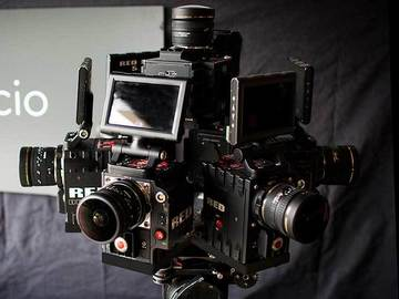 Rent:  EPIC-M RED Dragon cameras 360