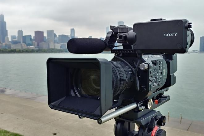 Sony PXW-FS7 II Broadcast Kit
