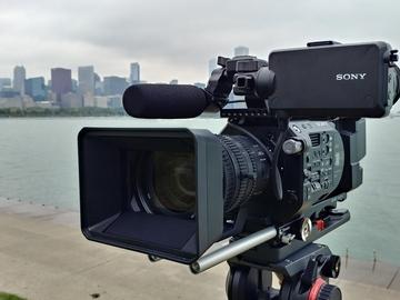Rent: Sony PXW-FS7 II Broadcast Kit
