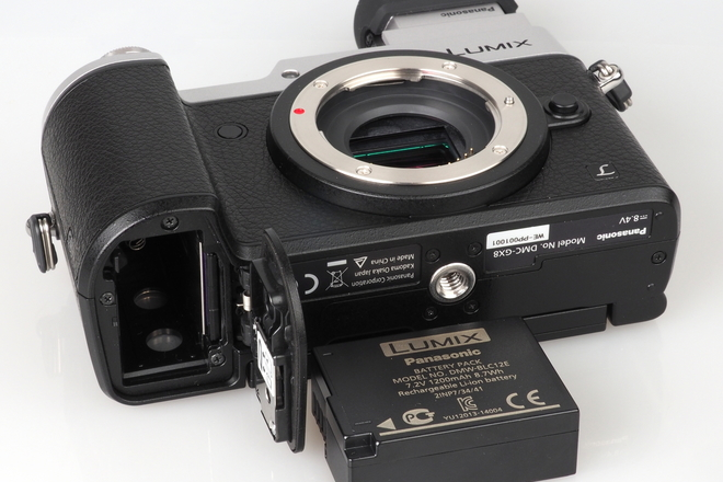 4K Panasonic GX8
