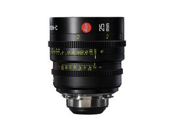 Rent: Leica Summicron-C 25mm